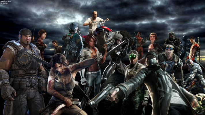 Games Of 2013 Wallpaper By Sakis25 By Sakis25 D5m89m5