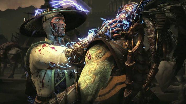 Mortal Kombat X Raiden Hell Yeah